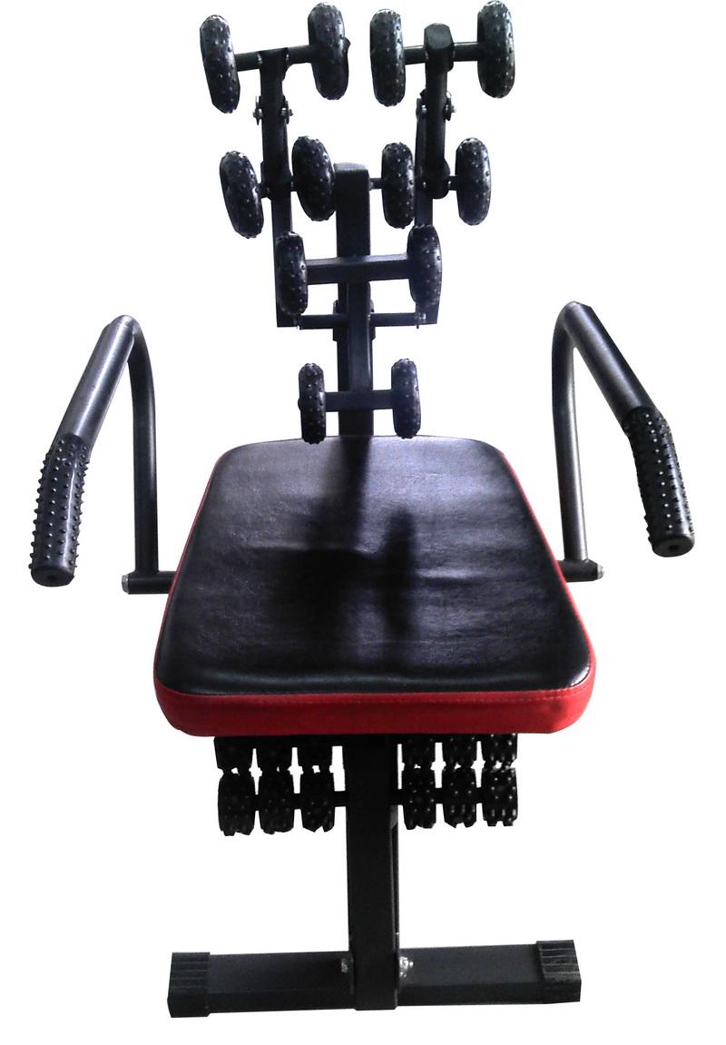 康强BK-2三功能机械按摩椅