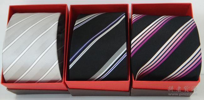 D1028色织领带