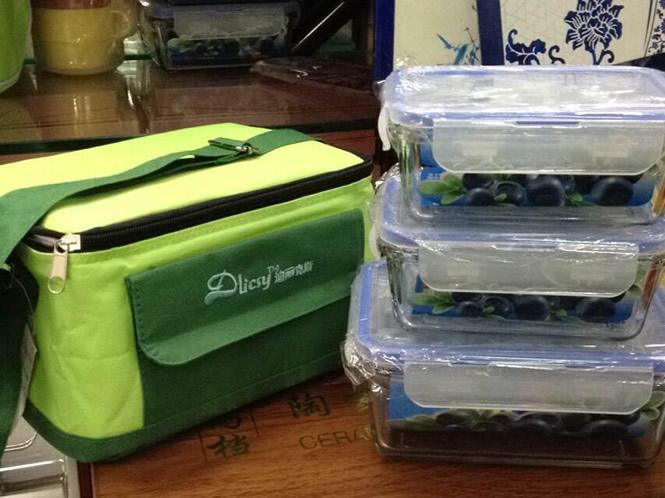 保鲜饭盒3件套【必威体育官网betway套装】和乐扣质量媲美