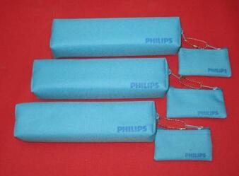 笔袋(带小包)、广告笔袋