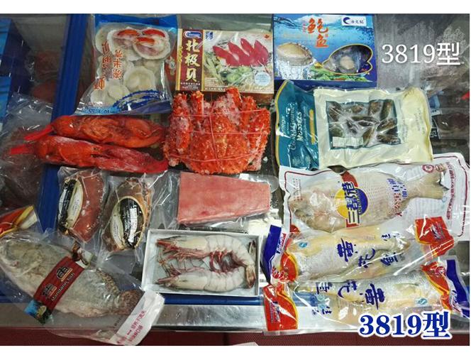 蟹兴阁海鲜卡--3819型海鲜礼盒