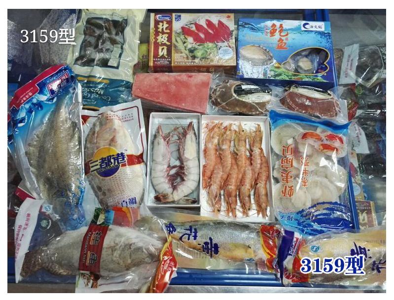 蟹兴阁海鲜卡--3159型海鲜礼盒