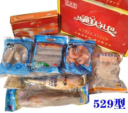 必威官方首页蟹兴阁-- 529型海鲜礼盒