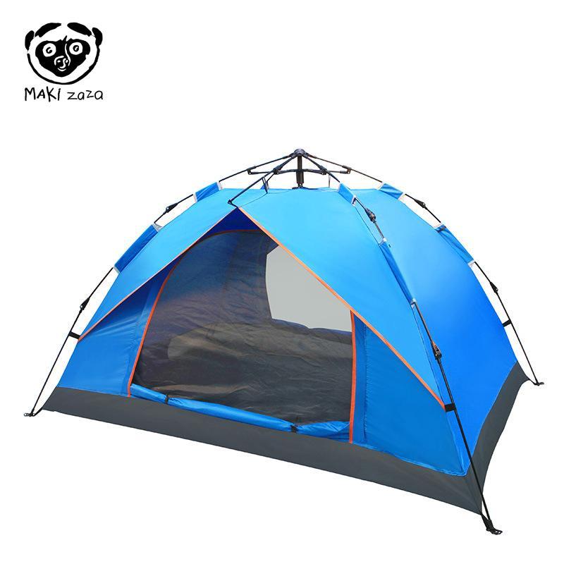 Maki zaza双人野营露营沙滩帐篷MKZ-0031个